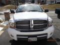 2006 Bright White Dodge Ram 1500 Laramie Quad Cab 4x4  photo #3