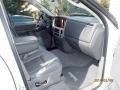 2006 Bright White Dodge Ram 1500 Laramie Quad Cab 4x4  photo #6