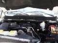 2006 Bright White Dodge Ram 1500 Laramie Quad Cab 4x4  photo #12