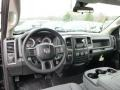 Black/Diesel Gray Dashboard Photo for 2014 Ram 1500 #92436673