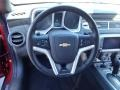 Black Steering Wheel Photo for 2014 Chevrolet Camaro #92440363