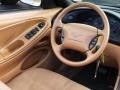 1997 Ford Mustang Saddle Interior Steering Wheel Photo