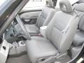 Pastel Slate Gray Front Seat Photo for 2007 Chrysler PT Cruiser #92443699