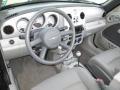 Pastel Slate Gray Prime Interior Photo for 2007 Chrysler PT Cruiser #92443747
