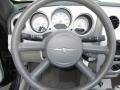 Pastel Slate Gray Steering Wheel Photo for 2007 Chrysler PT Cruiser #92443876