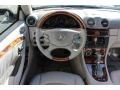 Dashboard of 2005 CLK 500 Cabriolet