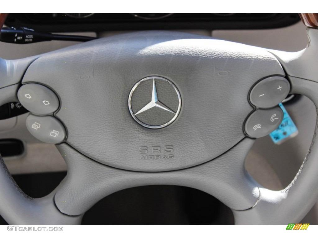 2005 mercedes benz clk 500 cabriolet steering wheel photos for Mercedes benz steering wheel control buttons