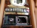 Controls of 2007 Continental GT
