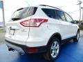 2014 White Platinum Ford Escape SE 2.0L EcoBoost  photo #3