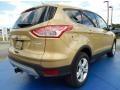 2014 Karat Gold Ford Escape SE 2.0L EcoBoost  photo #3