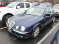 Sapphire Blue 2000 Jaguar S-Type Gallery