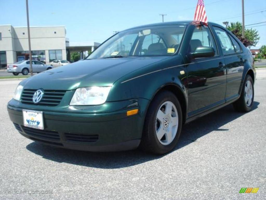 1999 bright green pearl volkswagen jetta gls sedan. Black Bedroom Furniture Sets. Home Design Ideas