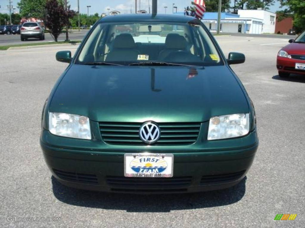 1999 bright green pearl volkswagen jetta gls sedan 9235606 photo 9 gtcarlot com car color galleries gtcarlot com
