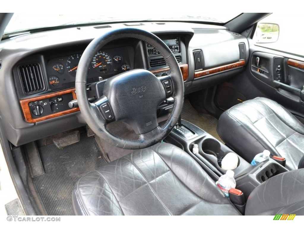 Jeep Grand Cherokee Interior 1997 2017 2018 Best Cars Reviews