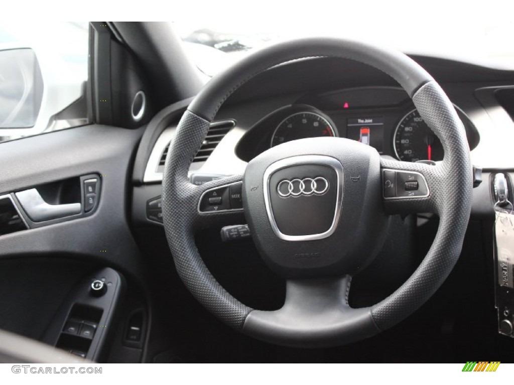 2011 audi a4 2 0t sedan black steering wheel photo 92574179 gtcarlot com