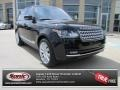 Barolo Black Metallic 2014 Land Rover Range Rover Supercharged