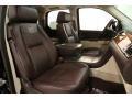 2011 Cadillac Escalade Cocoa/Light Linen Tehama Leather Interior Front Seat Photo