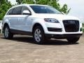 Glacier White Metallic 2014 Audi Q7 Gallery