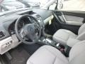 Gray 2015 Subaru Forester Interiors
