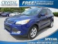 2013 Deep Impact Blue Metallic Ford Escape SE 1.6L EcoBoost #92591089