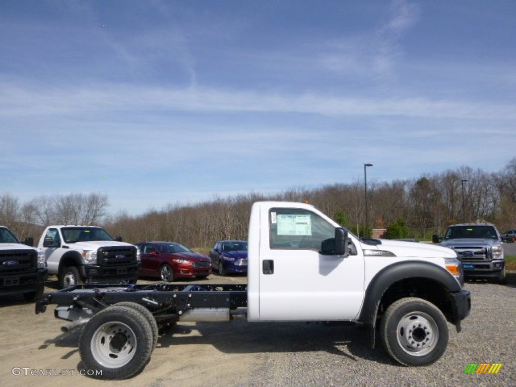 2017 Ford F450 Dump Truck >> Oxford White 2015 Ford F450 Super Duty XL Regular Cab Chassis Exterior Photo #92608727 ...