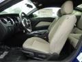 2014 Ford Mustang Medium Stone Interior Interior Photo