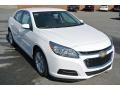 Summit White 2014 Chevrolet Malibu LT