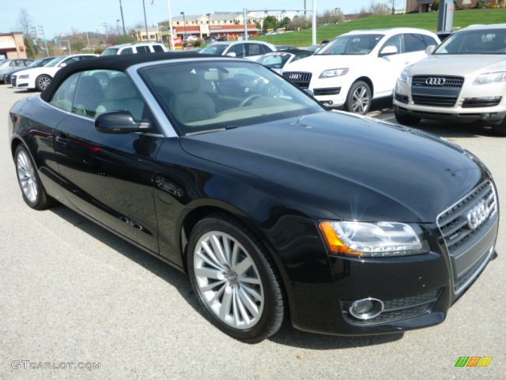 2011 audi a5 2 0t quattro convertible exterior photos. Black Bedroom Furniture Sets. Home Design Ideas