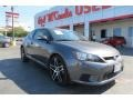 Magnetic Gray Metallic 2013 Scion tC