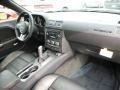 2014 Dodge Challenger Anniversary Dark Slate Gray/Foundry Black Interior Dashboard Photo