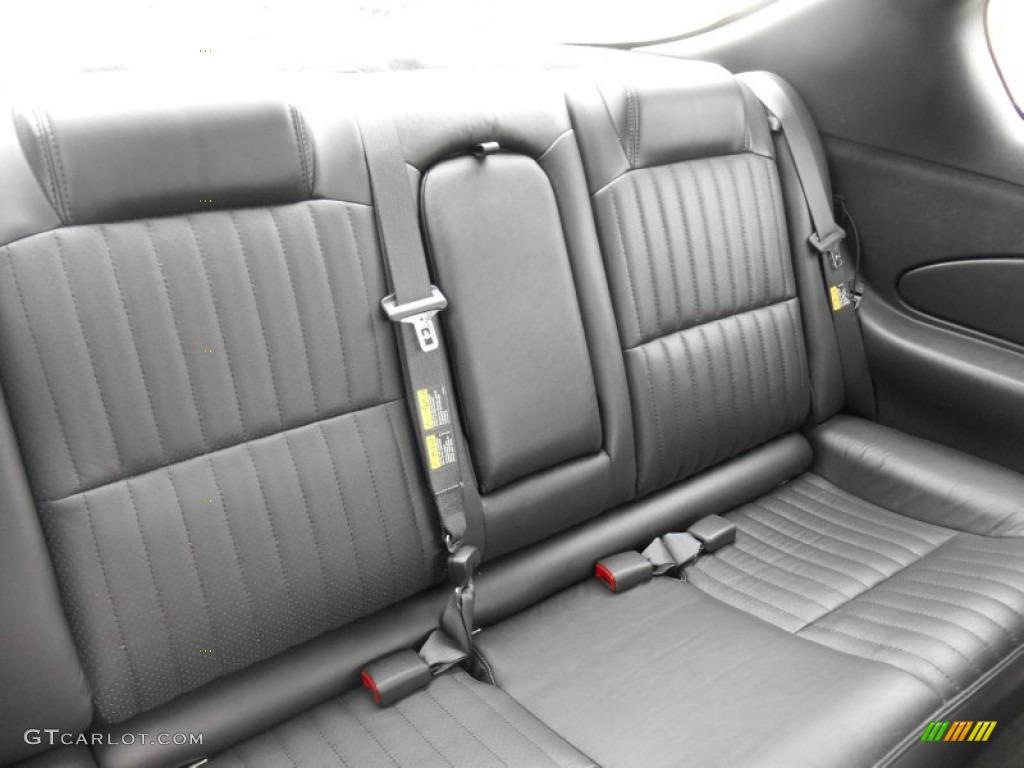2003 Chevrolet Monte Carlo SS Interior Color Photos