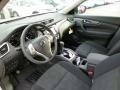 Charcoal 2014 Nissan Rogue Interiors