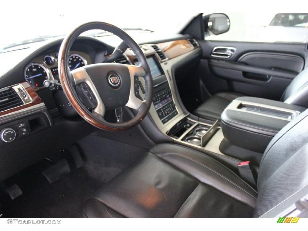 2012 Cadillac Escalade Platinum Awd Interior Color Photos