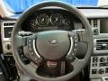2006 Java Black Pearl Land Rover Range Rover Supercharged  photo #37