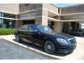Obsidian Black Metallic 2014 Mercedes-Benz S 550 4MATIC Sedan