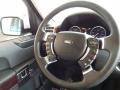 2011 Zermatt Silver Metallic Land Rover Range Rover HSE  photo #38