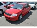 Phoenix Red 2003 Mitsubishi Lancer Gallery