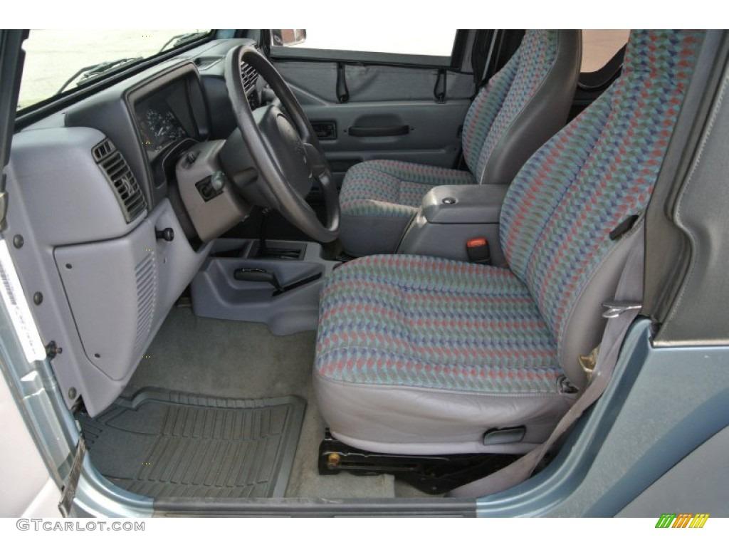 1997 Jeep Wrangler Se 4x4 Interior Photos