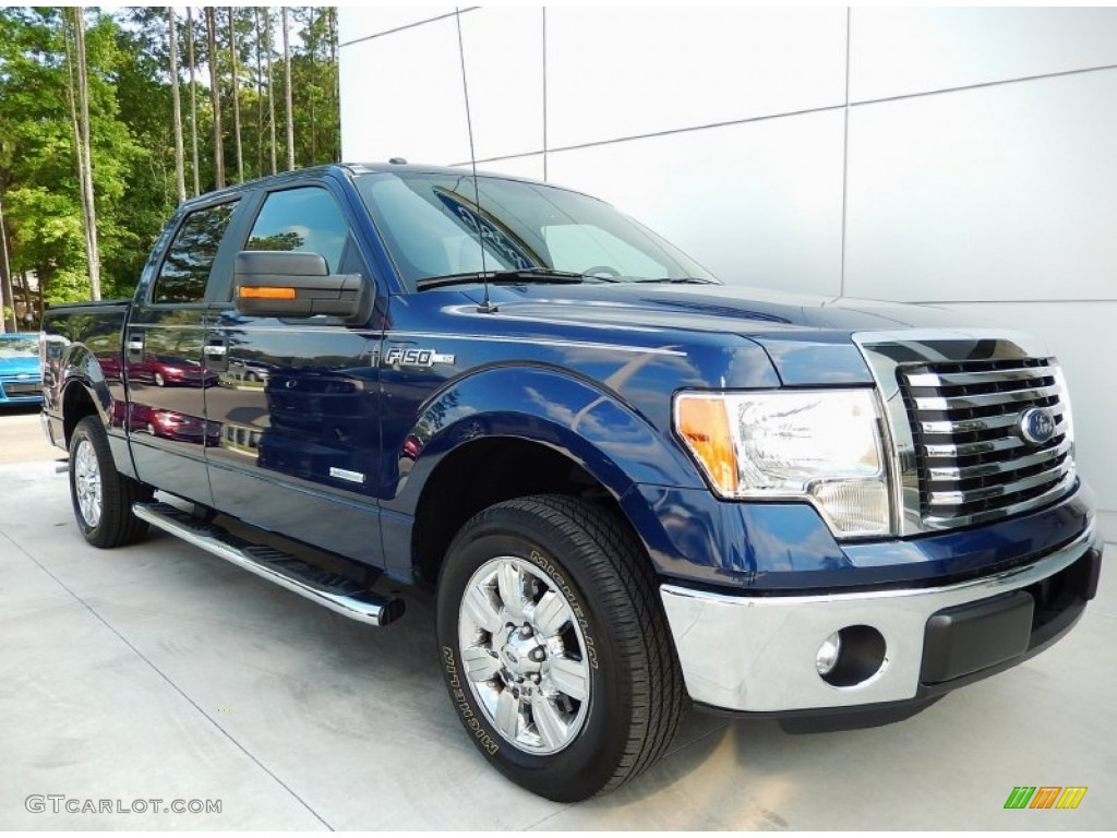 2012 Ford F150 XLT SuperCrew Exterior Photos | GTCarLot.com