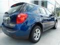 2010 Navy Blue Metallic Chevrolet Equinox LS  photo #4