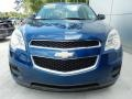 2010 Navy Blue Metallic Chevrolet Equinox LS  photo #7