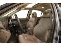 2000 Pontiac Grand Am Dark Taupe Interior Front Seat Photo