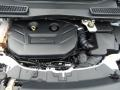 2014 White Platinum Ford Escape Titanium 2.0L EcoBoost  photo #11
