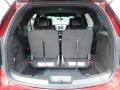 2014 Ford Explorer Sport Charcoal Black Interior Trunk Photo