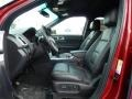 2014 Ford Explorer Sport Charcoal Black Interior Interior Photo
