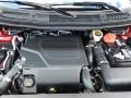 2014 Ford Explorer 3.5 Liter EcoBoost DI Twin-Turbocharged DOHC 24-Valve Ti-VCT V6 Engine Photo