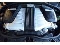 2013 Continental GT Speed 6.0 Liter Twin-Turbocharged DOHC 48-Valve VVT W12 Engine