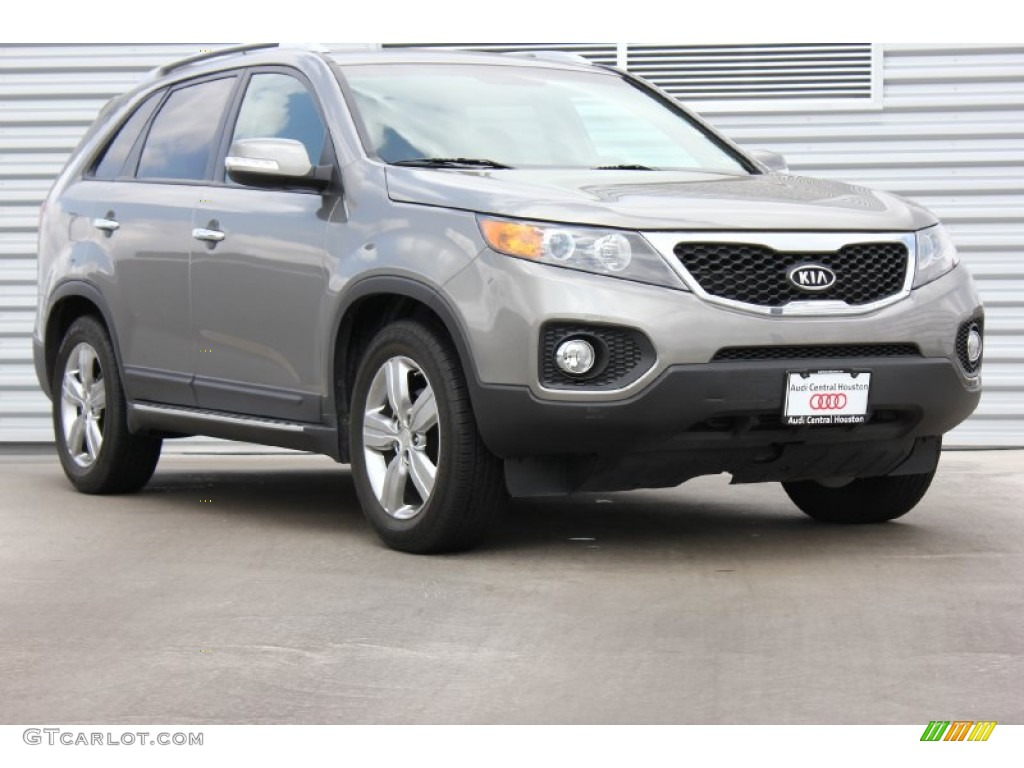 2012 titanium silver kia sorento ex 92789742 car color galleries. Black Bedroom Furniture Sets. Home Design Ideas