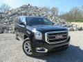 Front 3/4 View of 2015 Yukon XL SLT 4WD