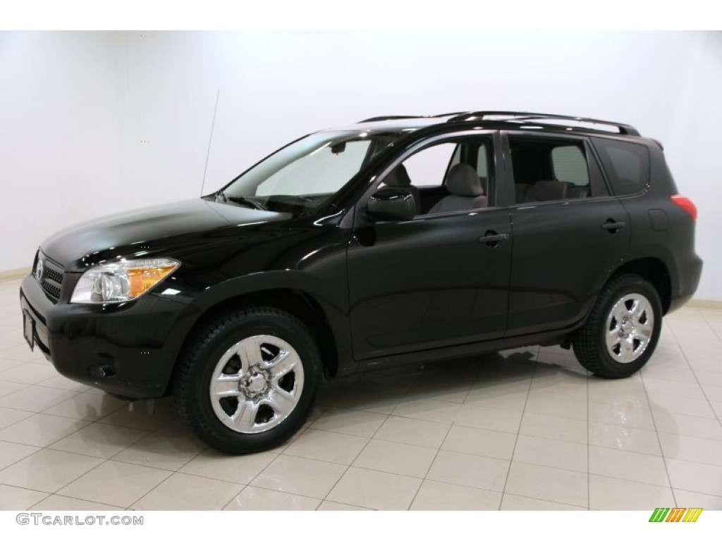 black 2006 toyota rav4 standard rav4 model exterior photo. Black Bedroom Furniture Sets. Home Design Ideas